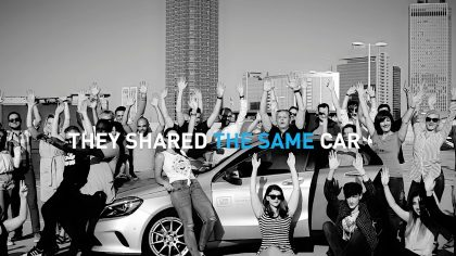 car2go – proud to share